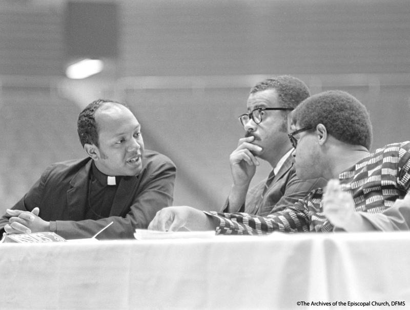 Williams, Pelham, And Kenyatta In Conversation