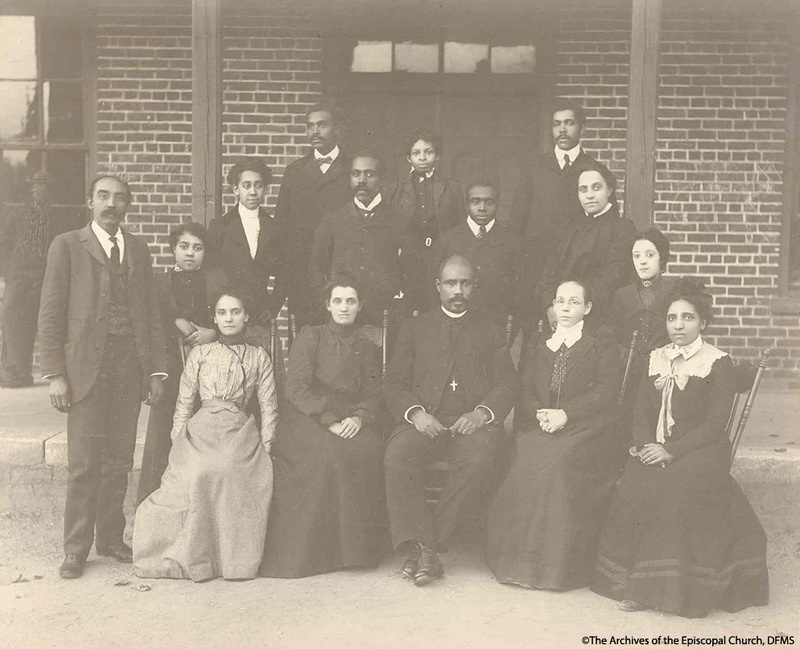 African American Faculty At St Augustine's