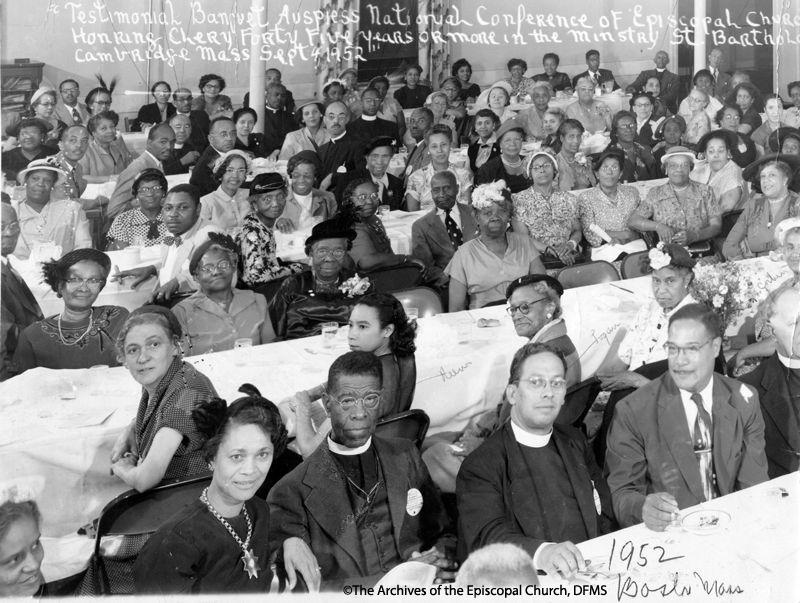 Conference Of Church Workers, 1952