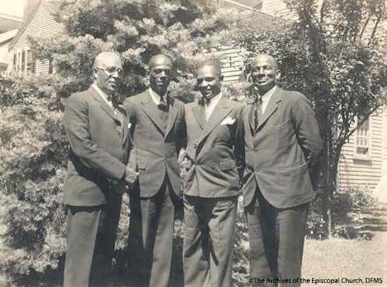 Church Institute Singers From Voorhees School