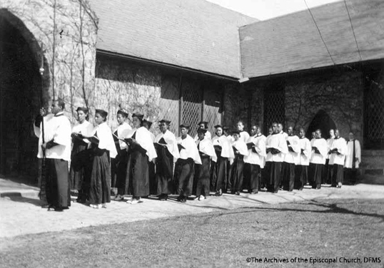 St. Augustine's College Choir