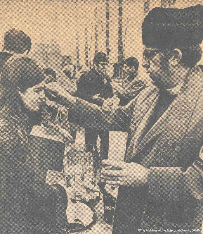 Ash Wednesday Book Burning, 1969