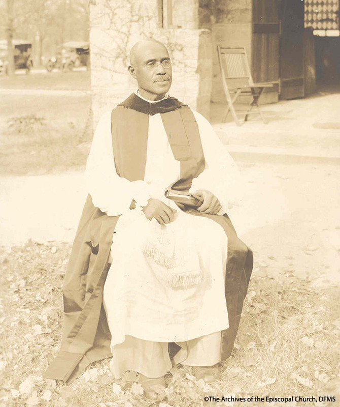 Rt. Rev. H. B. Delany