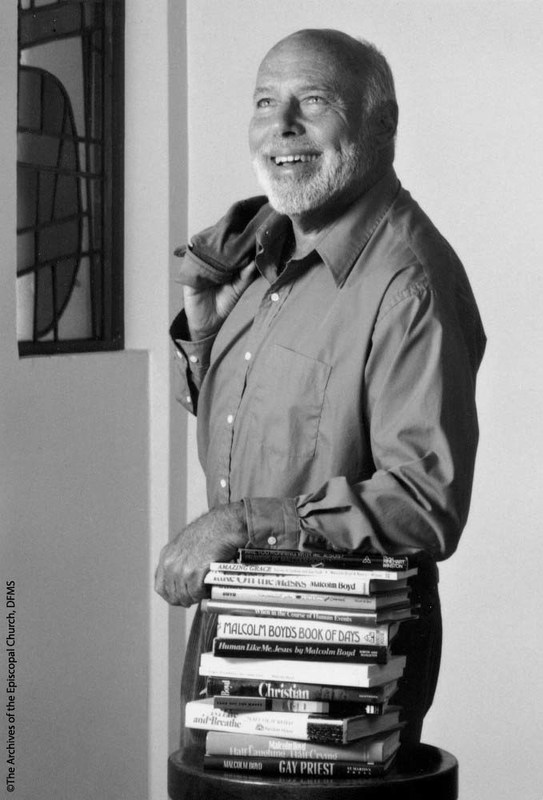 Boyd, Promotional Shot For Book