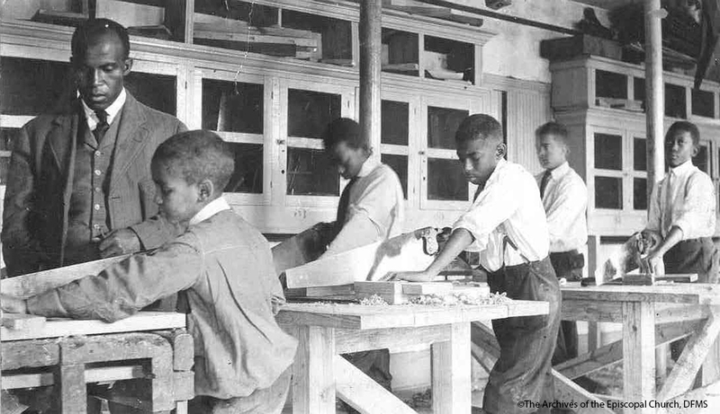 St. Augustine's Carpentry, 1925