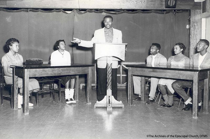 The Okolona Debate Team