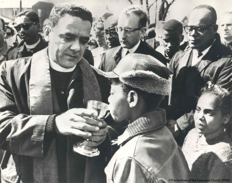 Communion In Selma, 1965