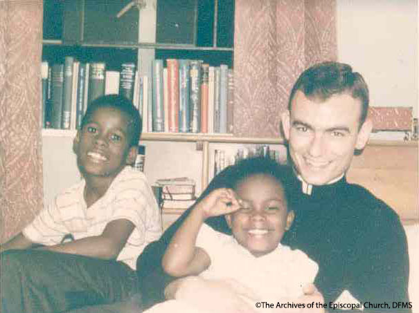 Daniels With Two Children From Selma Family