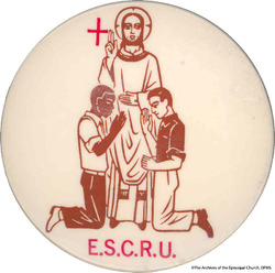 ESCRU Badge With Logo