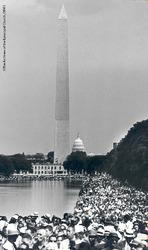 Washington Monument-March On Washington